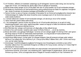 Ämbetsberättelse rörande Drängsereds pastorat, 1877, sid 9 (18)