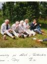 Evald, Mats, Linnéa, Svea, Bo-Göran och Sven