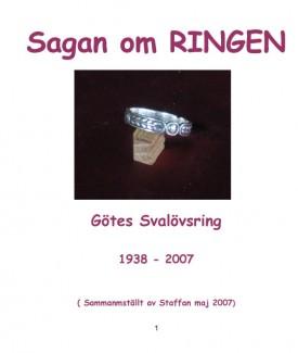 Göte Johnsson, Svalövsringen sid 1 (14)