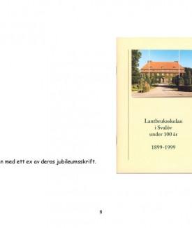 Göte Johnsson, Svalövsringen sid 8 (14)