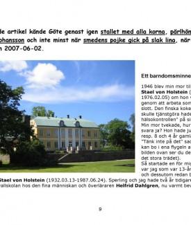 Göte Johnsson, Svalövsringen sid 9 (14)