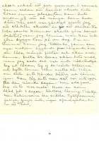 Nanny Mårtensson, kort biografi samt dagboken från Alaska, sid 34 (34)