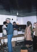 1981 Ljusstöpning i Gantofta, Rolf, Alf, Kalle och Maria, mfl