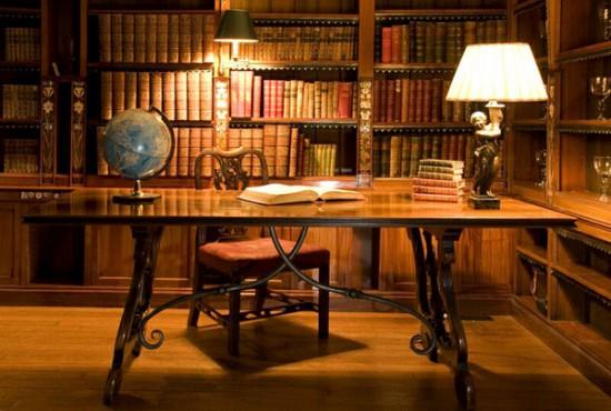 Biblioteket Böcker