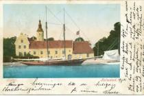 19 Halmstad Slottet 1901