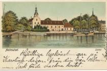 19 Halmstad Slottet 1902