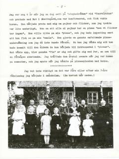 Arnes barndomsminnen sid 08