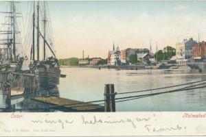 Halmstad, Öster, 1907