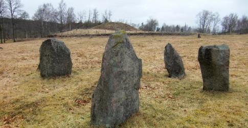 Särestad's graveyard
