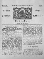 1794 Aahuus Stiftstidenes Facksimil 1