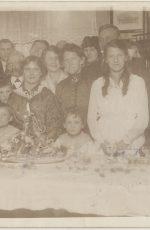 Kort till Johan August från H-A 1918