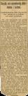 Tidningsartikel i Falkenbergs Tidning