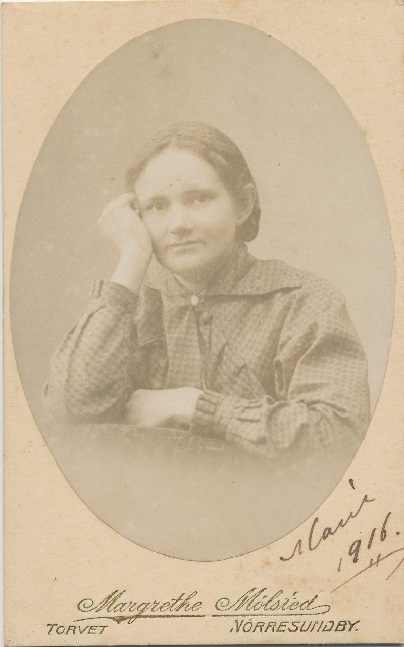 Marie 1916 1