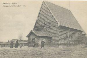 Nr 26 - Den gamla kyrkan skall beses.