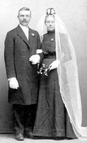John och Sigrids bröllopsfotografi