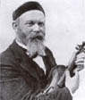 August Bondeson, born 2 februari 1854 in Vessigebro, dead 23 september 1906 in Gothenbourg, was a Swedish author, folklore teller and medical doctor.