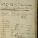 Husförhör 1810 - 1812.