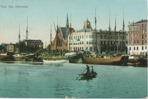 Parti från Halmstad