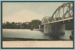 Gamla järnvägsbron, 1836-1928