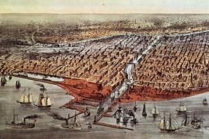 Chicago ca 1880