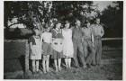 Familjen Johansson på Grannahögen, 1946