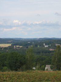 Utsikt från Stenstorp