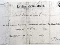 1880 Albert_E_L_Olsen-Konfirmation