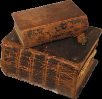 Bibel, tryckt 1794, ärvd efter CAF Törner