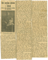 Arne's story in Falkenbergs Newspaper