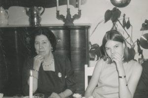 Maja och Elisabeth