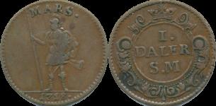 1718 Mars
